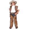 Cowboy Chaps Vest Child Medium